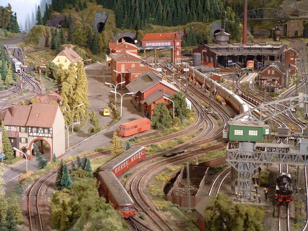 Quot modelleisenbahn foto bild modell eisenbahnen