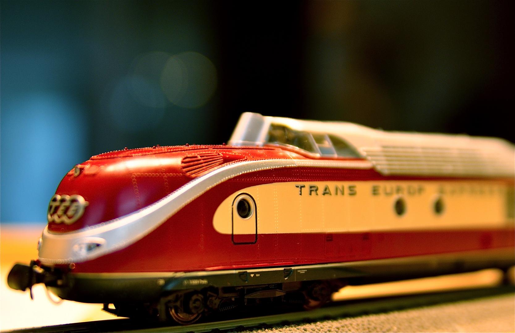 Modelleisenbahn Roco Vt 11,5 TEE