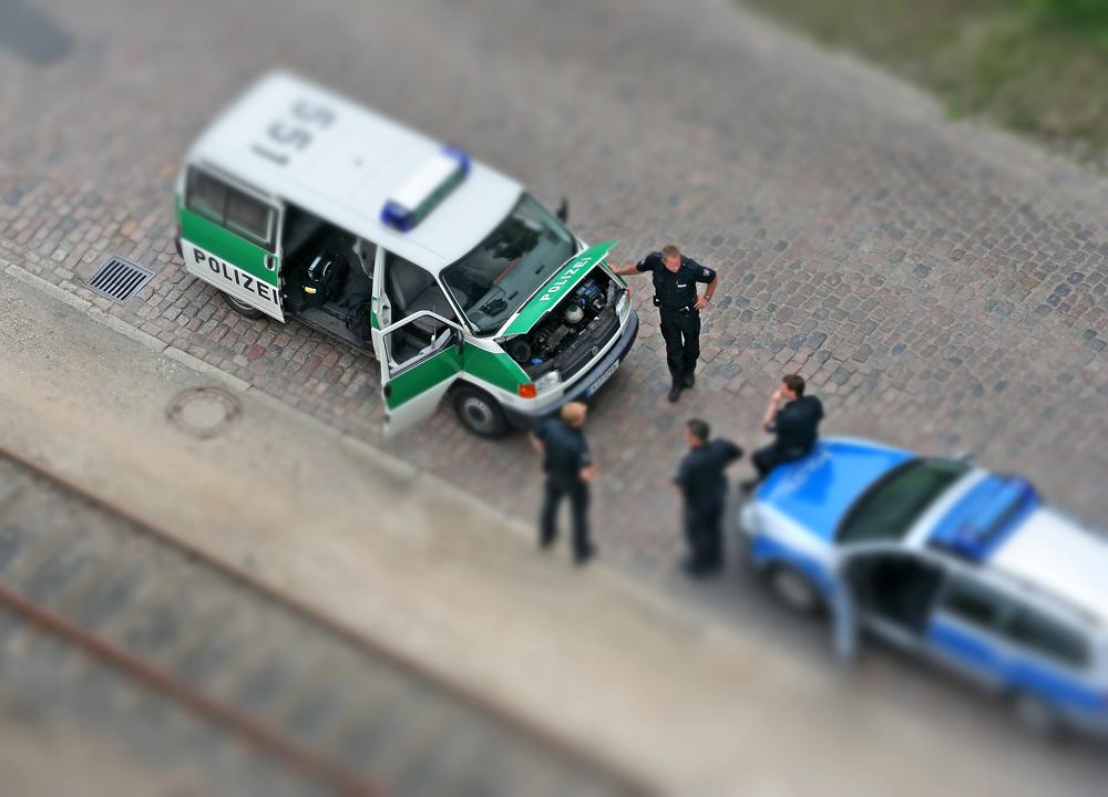 (MODELL)Welten 1:1 Die Polizei braucht HILFE!