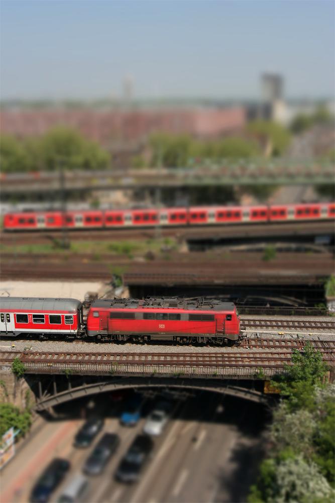 (Modell)Welten 1:1 Köln-Spielzeugland