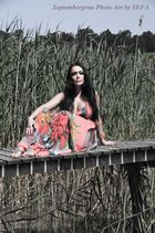 Model/Moderatorin Karin Braun