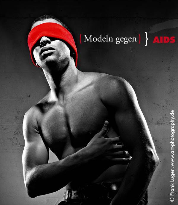 Modeln gegen aids_1