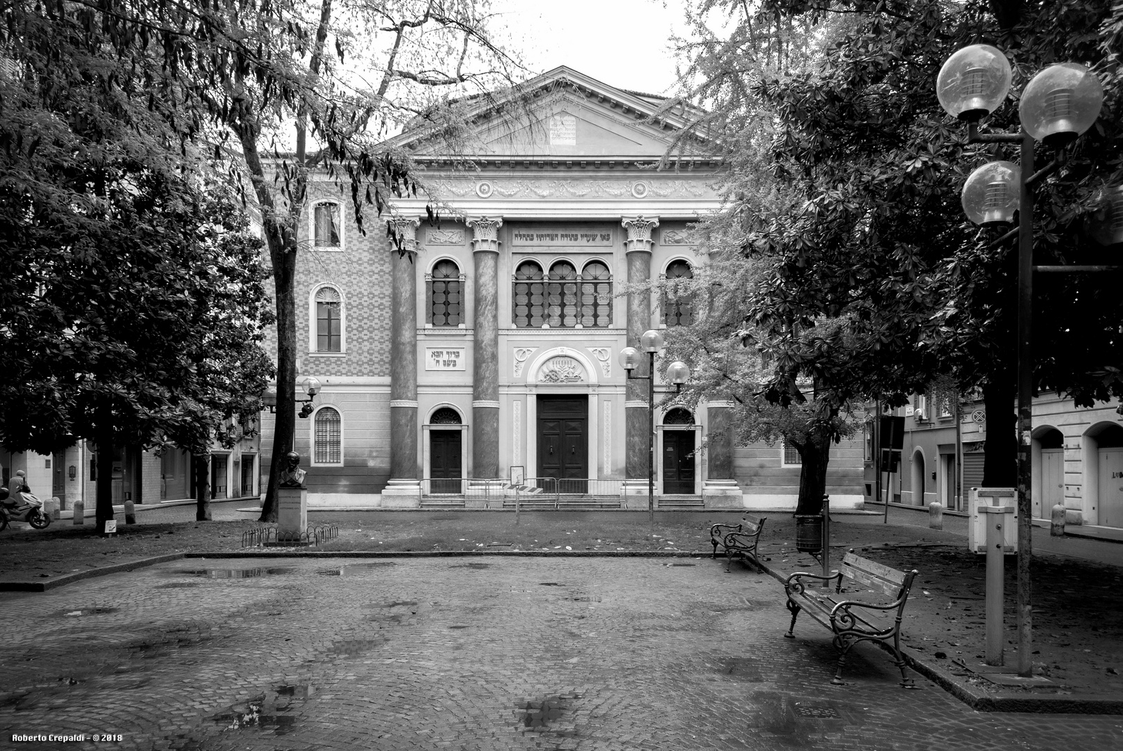Modena, Sinagoga