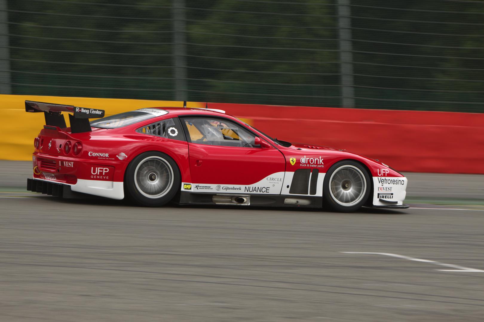 Modena Trackdays SPA 2013 #004