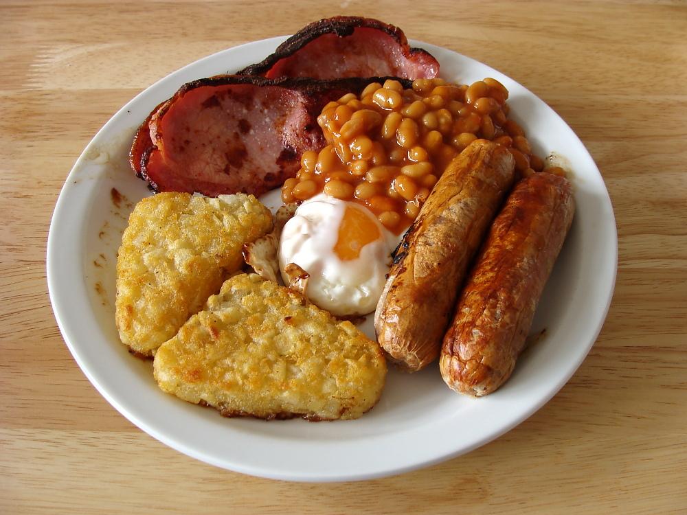 modern breakfast II