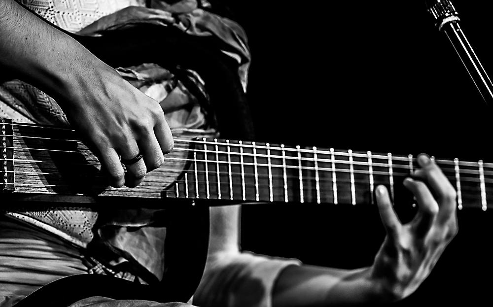 modern guitar ......