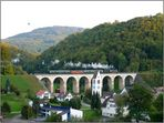 Modern Steam am Hauenstein