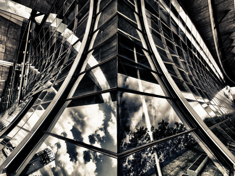 moderne architektur ..