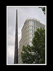 Moderne Architektur am Kurfürstendamm 12