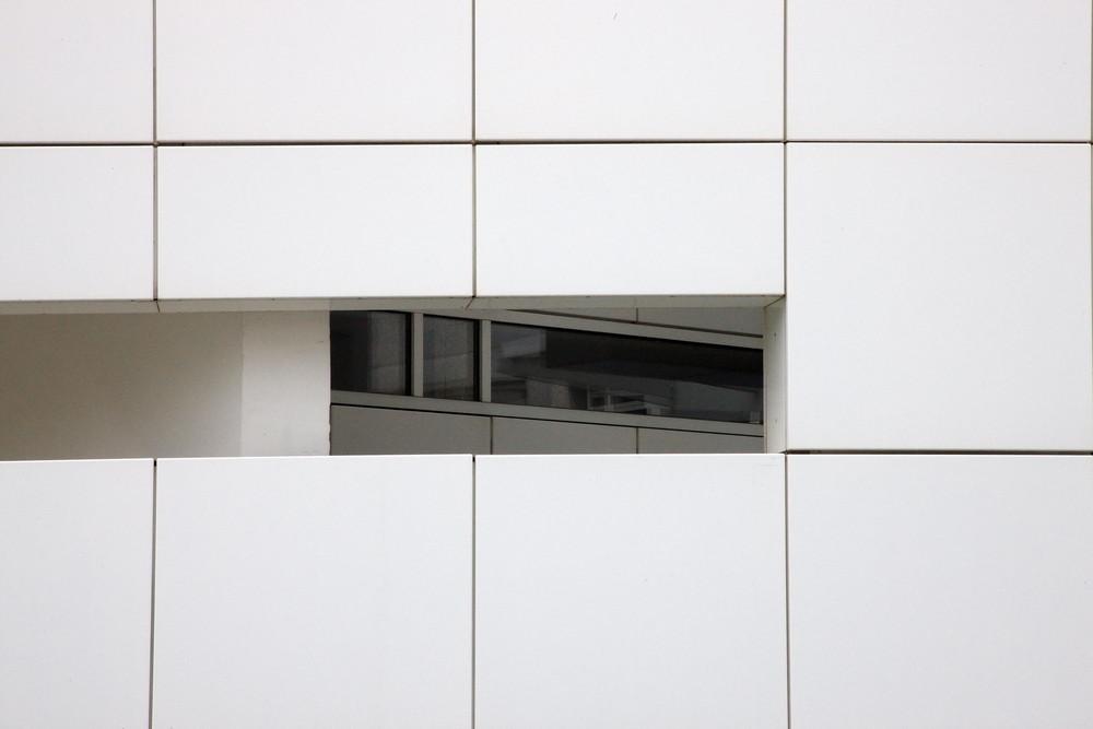 Moderne Architektur auf dem Kirchberg Louxembourg 185