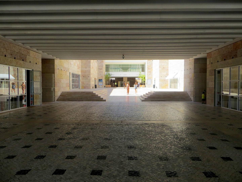 moderne Architektur ...