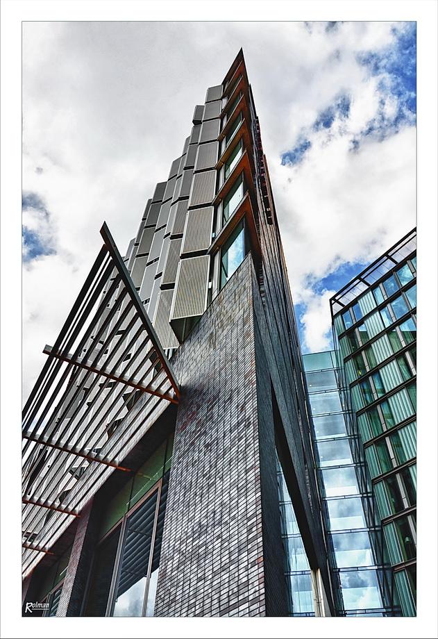 Moderne architektur in amsterdam foto bild architektur stadtlandschaft motive bilder auf - Architektur amsterdam ...