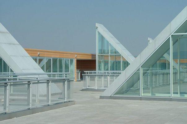 Moderne Architektur in der Wiener Bücherei
