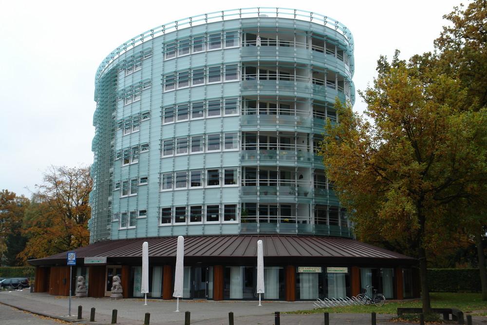 Moderne Architektur in Emmen (NL)