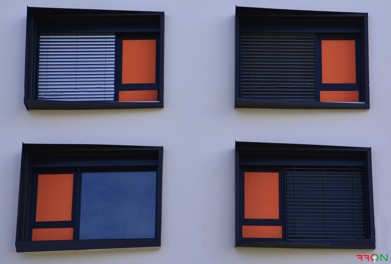Moderne fenster foto bild architektur fenster t ren for Moderne fenster