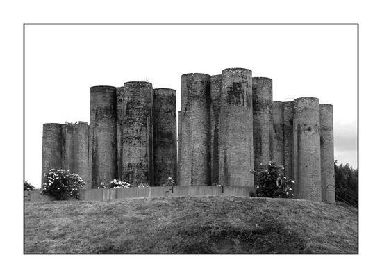 Moderne Festungen