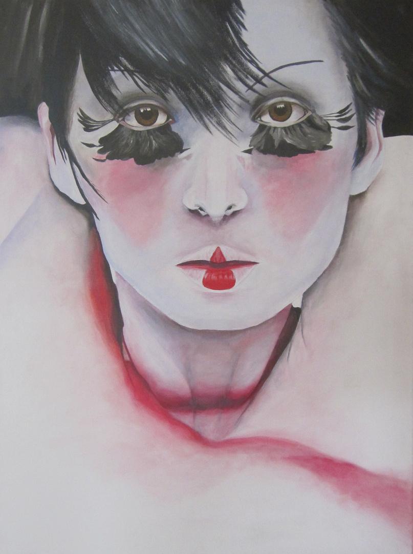 Moderne Geisha