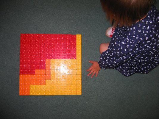 moderne Kunst mit LEGO