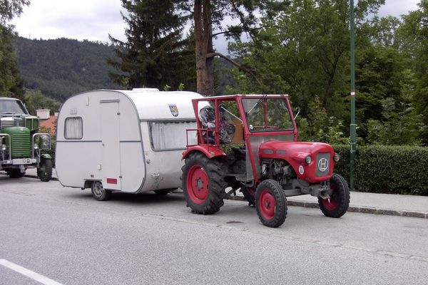 Moderne Nomaden?