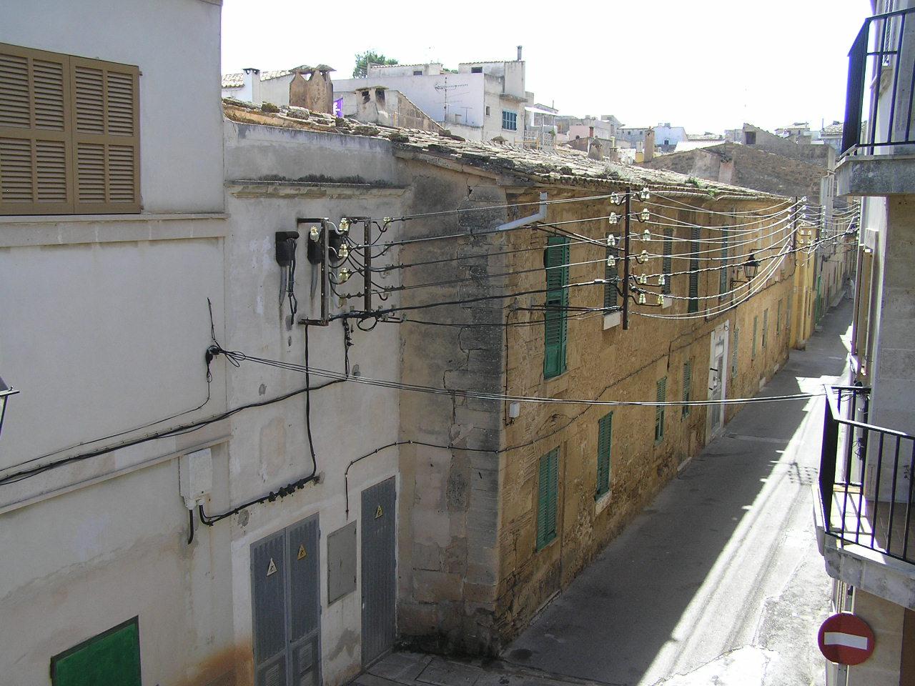 Moderne Stromversorgung