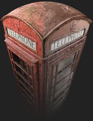 moderner Briefkasten