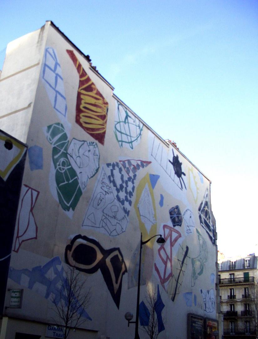Modernes Kunstwerk (4)