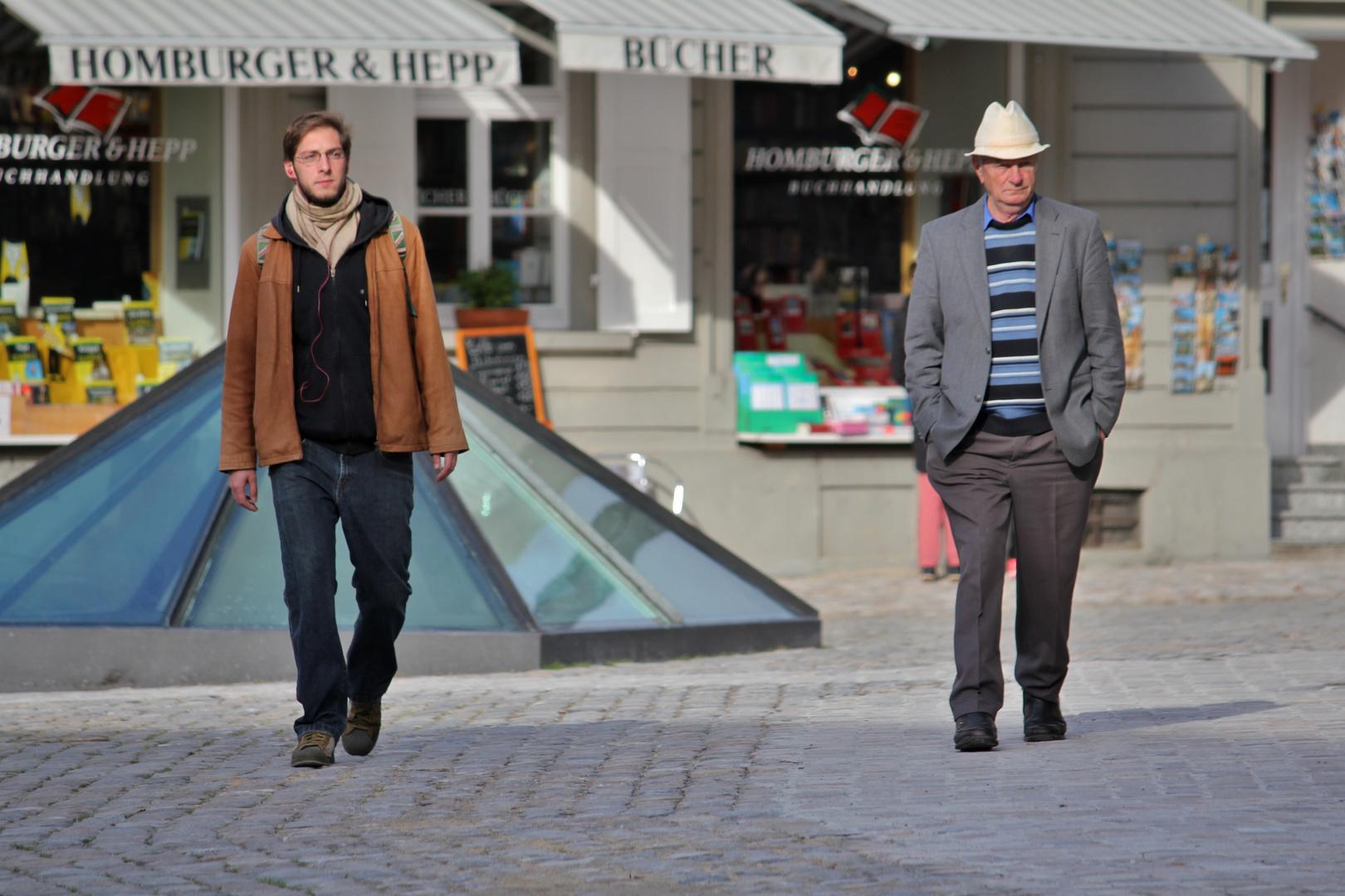 Modeschau in Konstanz