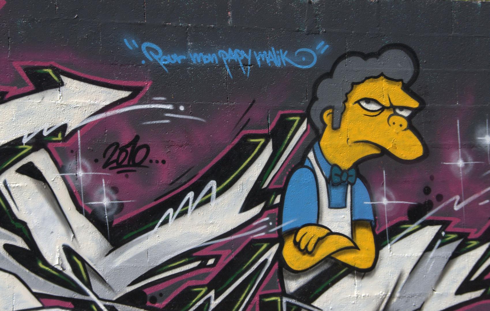 Moe est fâché (Les Simpsons)