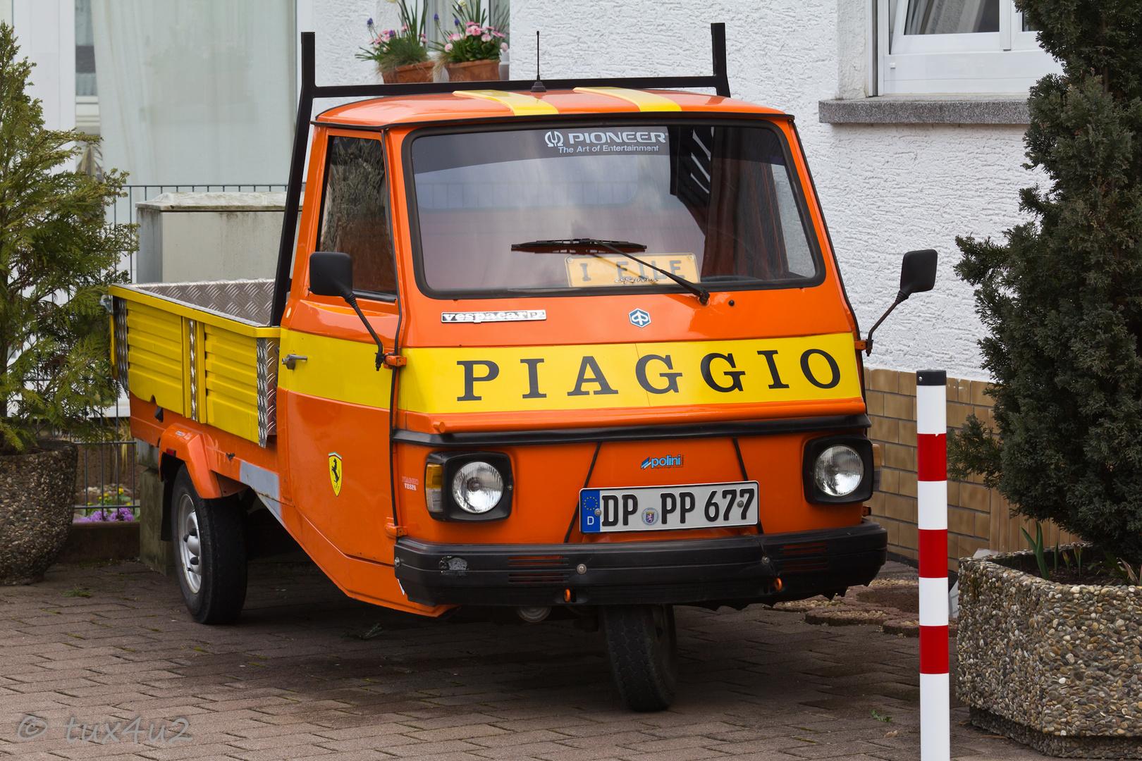Möchtegern-Ferrari