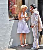 """Möchtegern"" - Marilyn + Elvis"