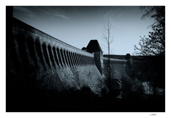 ~ Möhnesee - Staumauer ~