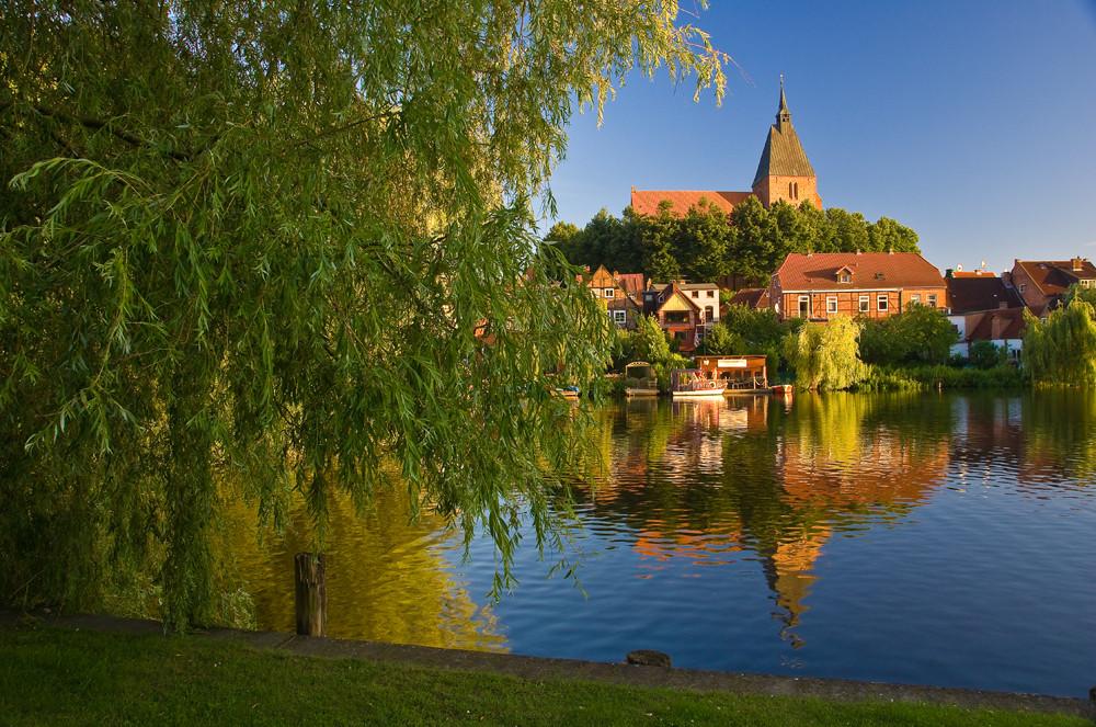 Möllner Stadtsee