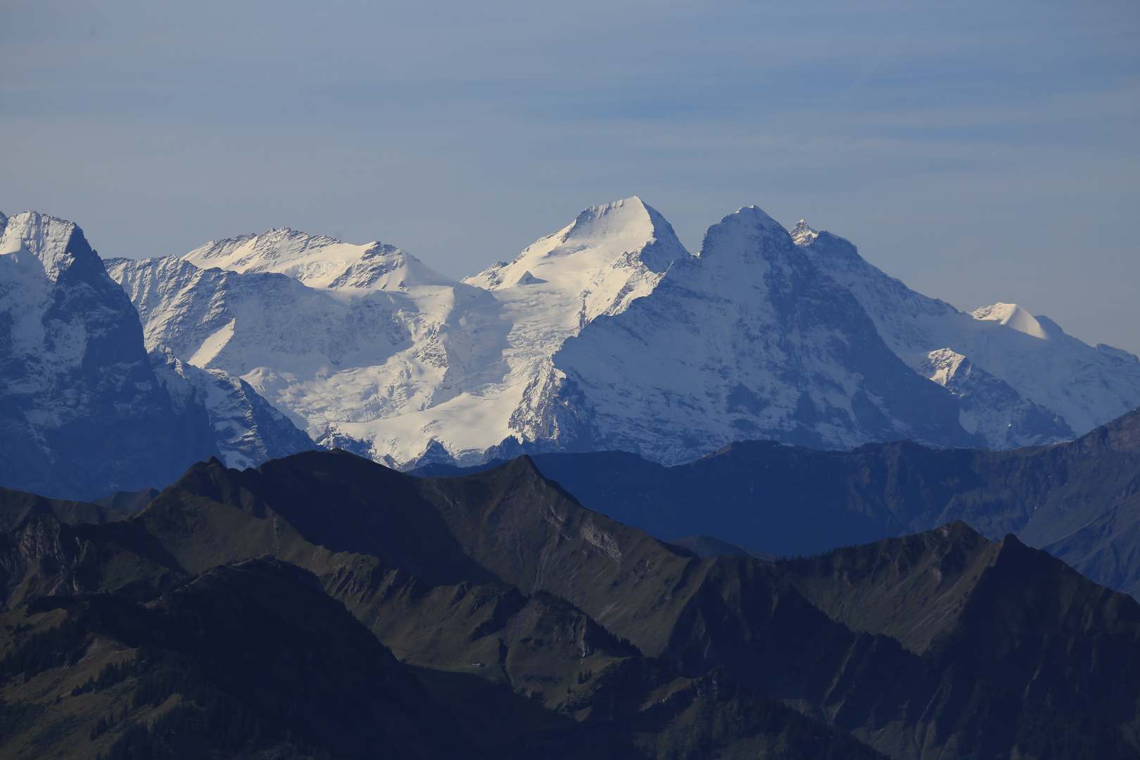 Mönch, Eiger, Jungfrau