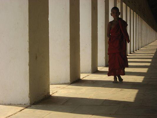 Mönche - Myanmar