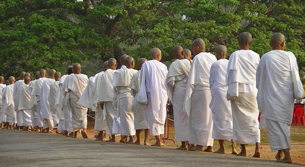 Mönche Siem Reap