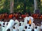 Mönche und Nonnen
