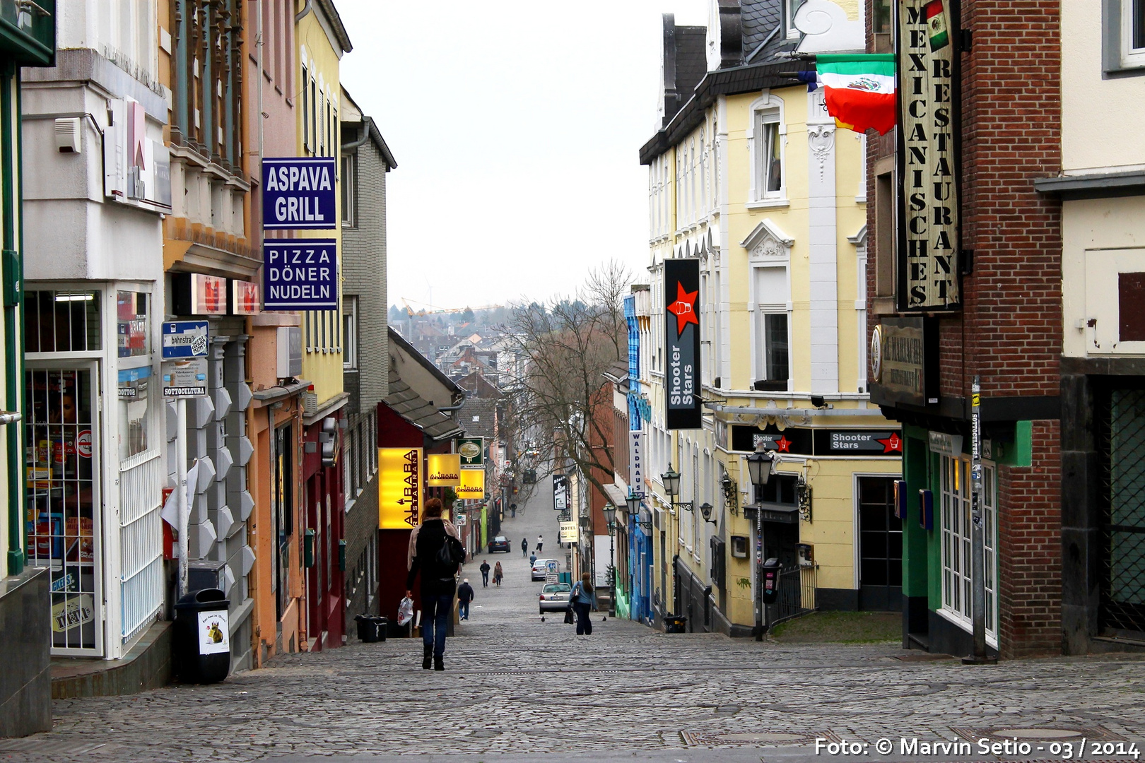 Mönchengladbach, Altstadt