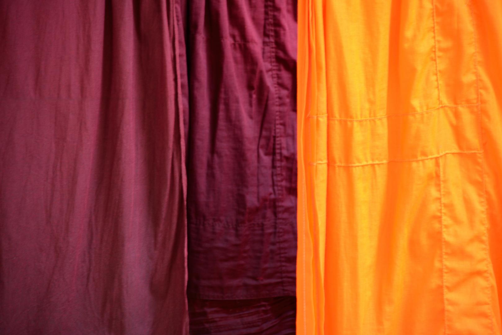 Mönchsgewänder / Monk's garment