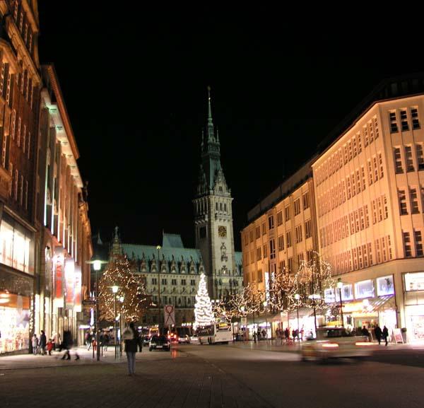 Mönckebergstr. Hamburg