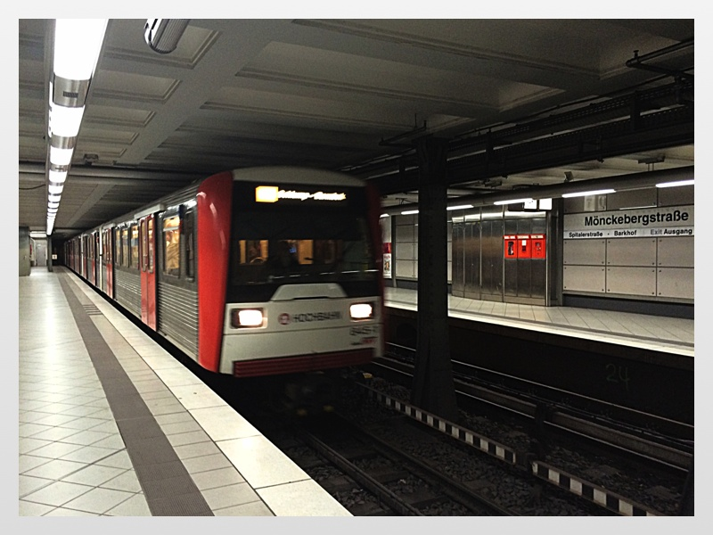 Mönckebergstrasse Hamburg