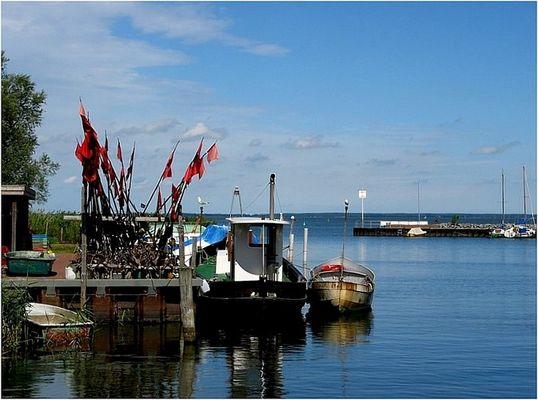 Mönkebude - Hafengebiet