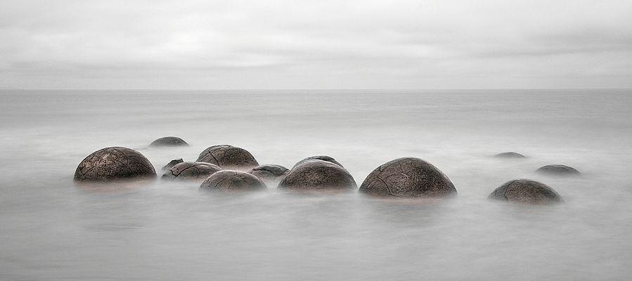 Moeraki Boulders (reload)