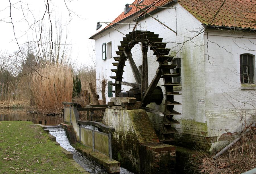 Moerser Wassermühle