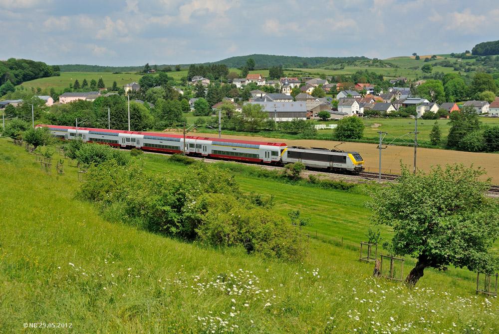 Moesdorf im Mai