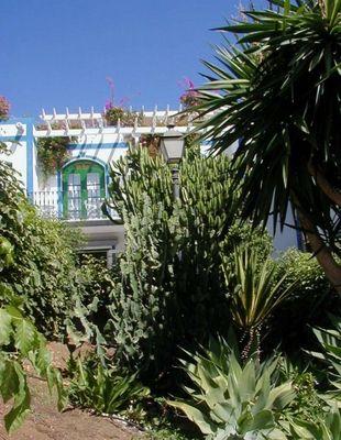 Mogan auf Gran Canaria