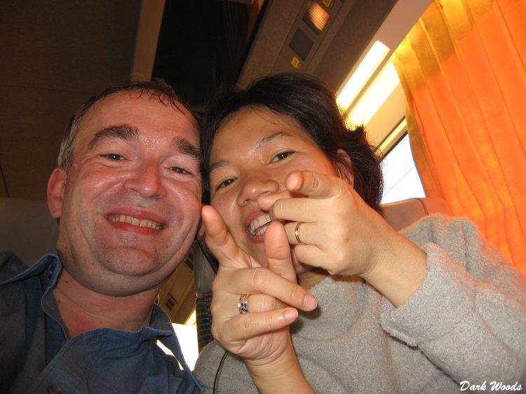 Moi et mon épouse