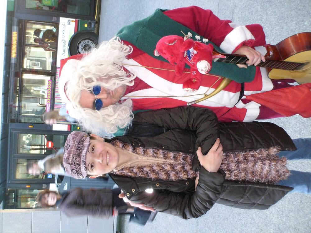 Moi et Pére Noel