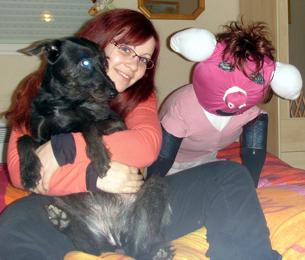 moi, madi et son cochon