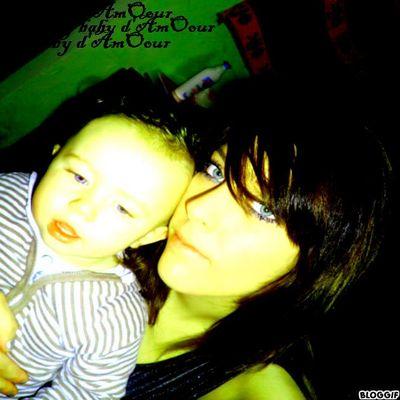 moiiii et mon fils