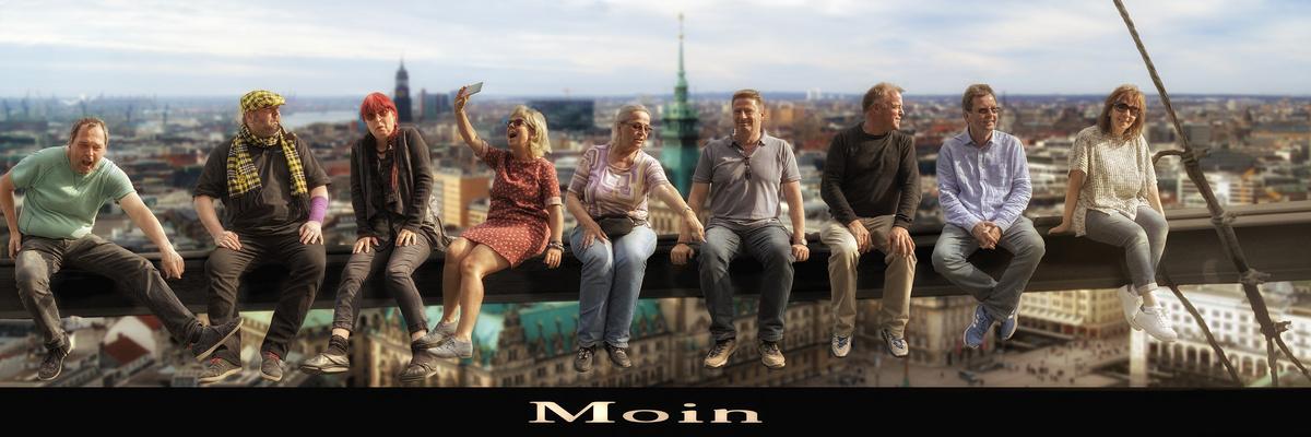 Moin   -  DRT Hamburg